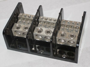New Schneider Electric square D 9080lbc365208 Terminal Block power Distribution