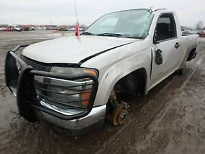 Manual Transmission 04 05 06 Chevy Colorado 4x4 5 Speed 133k Miles