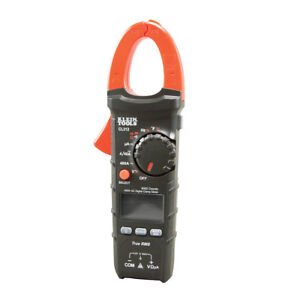 Klein Tools Cl312 Auto ranging 400a Ac Digital Hvac Clamp Meter