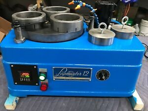 Lapmaster 12 Polishing Machine With Variable Speed Control