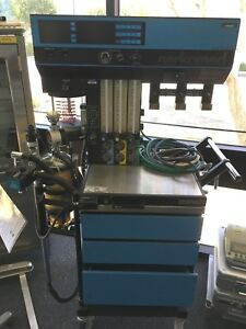 Drager Narkomed 2b Anesthesia Machine