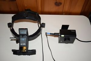 Keeler All Pupil Indirect Ophthalmoscope With Wall Mountable Power Supply