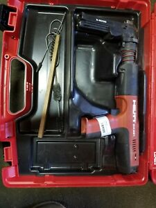 Pre owned Hilti Dx351 Powder Actuated Tool Nail Gun