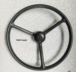 Ford Tractor Steering Wheel 1100 1110 1120 1200 1215 1220 1320 1520 1620 1720