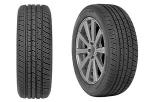 1 New 245 65r17 Toyo Open Country Q T All Season Touring Tire 2456517 245 65 17