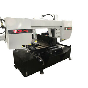 Toolots 4hp 11 11 Automatic Miter Horizontal Metal Cutting Band Saw