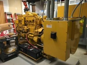 Caterpillar 3406 300kw Diesel Generator Set
