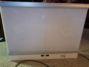 Rt2 Medical X ray Equipment Dual Light View Box Illuminated Panel