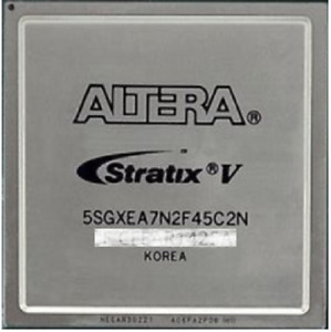 Altera Stratix V 5sgxea7n2f45c2n Stratix V Box Of 4 Parts New