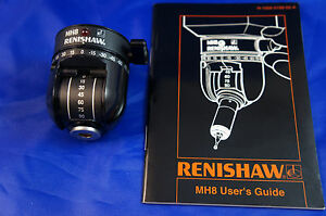 Renishaw Mh8 Manually Indexible Cmm Probe Head Fully Tested With 90 Day Warranty