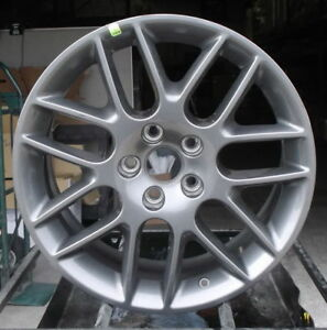 Set Of 4 Genuine 18 Factory Oem Alloy Wheels Rims 2012 2013 Ford Mustang