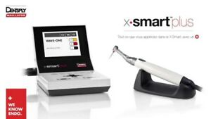 Dentsply Maillefer X Smart Plus Endodontic Endo Motor wave One Gold Settings