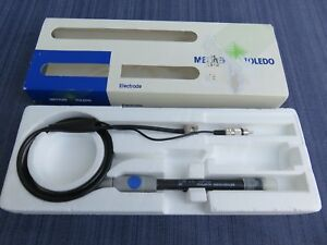 Mettler Toledo Inlab 413 Probe Electrode Cable 52000100 Ntc Ph 0 14 Temp