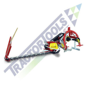 Tx59 Sickle Bar Mower mechanical Lift By Dcm For Compact Tractors