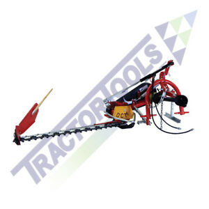 Tx59 Sickle Bar Mower hydraulic Lift By Dcm For Compact Tractors