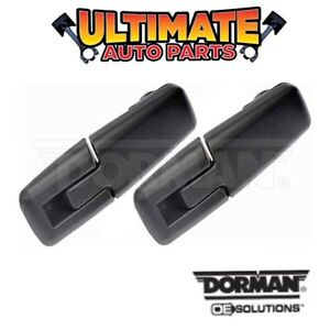 Tailgate Liftgate Glass Hinge Set left Right For 01 07 Ford Escape