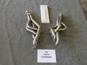 New 2007 2014 Ford Mustang Shelby Gt500 5 4 5 8 Roush Long Tube Headers New