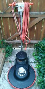 Triple S 20 Inch High Speed Floor Buffer