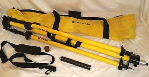 Trimble Survey Tripod Extension Pole And Carrying Case