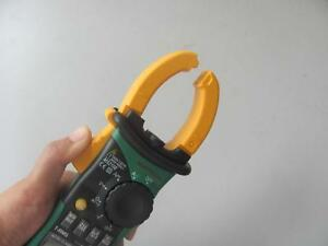 Mastech Ms2108 6600 Counts Ac Dc Clamp Meter Inrush True Rms With Bag Usa Ship