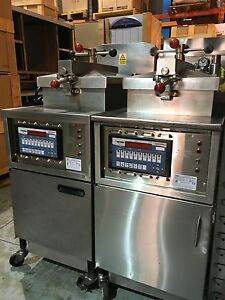 Henny Penny Kfc Fastron Chicken Pressure Fryers genuine Usa Free Uk Delivery