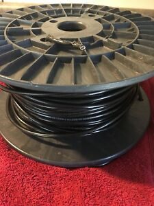 8 Gauge Thhn Wire Stranded Black 175 Ft Thwn 600v Copper Machine Cable Awg
