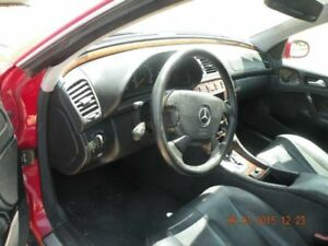 Clk320 1998 Emergency Brake Parts 236641