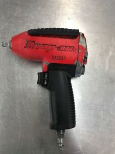 Snap On Mg31 3 8 Drive Air Impact Wrench