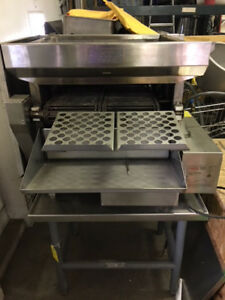 Used Nieco 615 Broiler