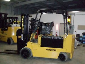 Hyster E120xl Electric Forklift