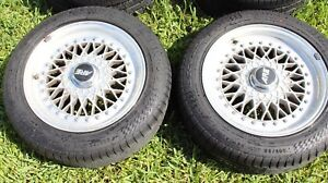 Are 398 16x7 2 Piece 5x112 A Pair Bbs Mesh Ssr Jdm Rare