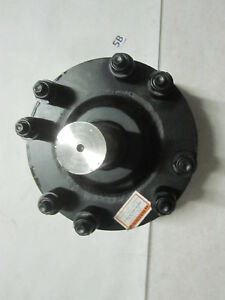 New Slip Clutch For Tractor Pto Bush Hog Rotary Cutter 1 3 8 Smooth Shaft