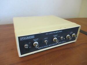 Ithaco 3981 a Pc Lock in Amplifier 6887 Q