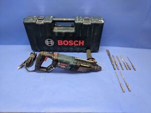 Bosch Bulldog Extreme 11255vsr Sds plus Rotary Hammer Drill With Factory Case