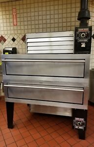 Garland Air Deck Pizza Ovens Great Condition Gas Guaranteed Working