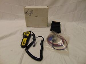 Meyer 22664 Genuine Oem Homeplow Auto Angling Remote Controller Kit New