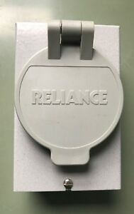 Reliance Controls Pb30 L14 30 30 Amp Generator Power Cord Inlet Box