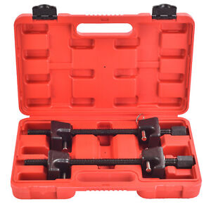 2pcs Coil Spring Compressor Strut Remover Installer Heavy Duty Tool Set New