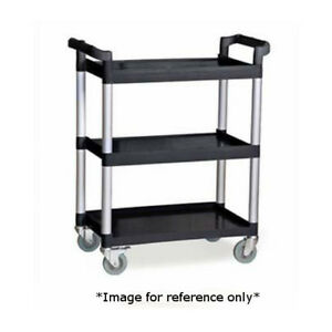 Royal Roy Bc 8162 Blk Bus Cart 32 7 8 X 16 1 3 X 37 4 5