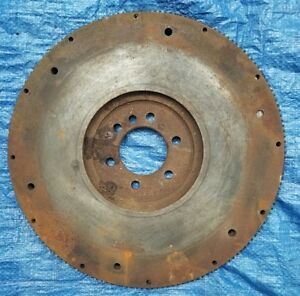 Used Corvette Camaro Oem Flywheel 3728004 11 168 Tooth G 2 77 1966 1981