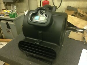 Tennant 3 Speed Commercial Blower Air Mover 9014819 120v 1350cfm