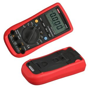 Digital Tester For Current Capacitance Voltage Support Continuity Testing
