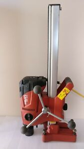Hilti Dd 120 Diamond Drilling System Wet Core Drill With Stand