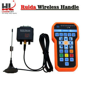 Ruida Wireless Operating Handle Bwk301r For Rdc6442g Rdc6442s For Laser Engrave