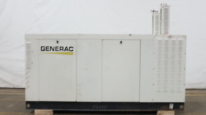 Generac 150 Kw Standby Natural Gas Generator 105 Hrs Year 2009 Csdg 2251