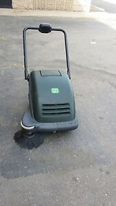 Nobles Scout Sweeper Fully Refurbished New Brushed Warranty