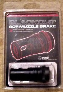 BRAND NEW AAC 90T muzzle brake BLACKOUT .300308. 58x24 thread pitch BUY IT NOW
