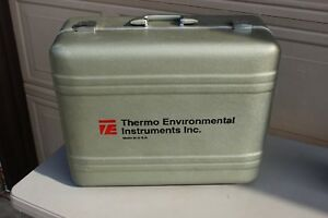 Thermo Environmental Instruments Inc Padded Case