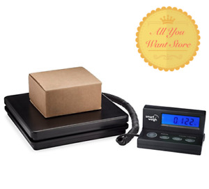 Smart Weigh Digital Shipping And Postal Weight Scale 110 Lbs X 0 1 Oz U