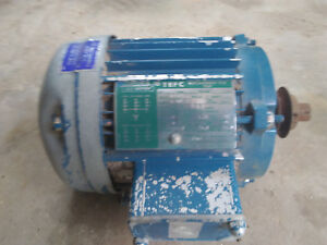 Lincoln Electric 1hp 3phase Motor